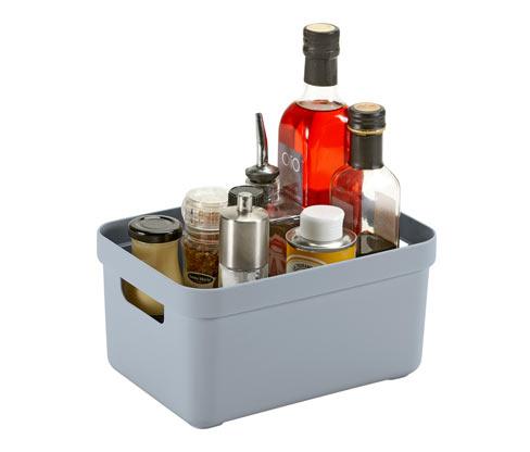 Sunware®-Aufbewahrungsbox »Sigma Home«, 5 l, blaugrau