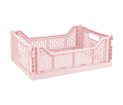 Sunware®-Klappbox, 15 Liter, roséfarben