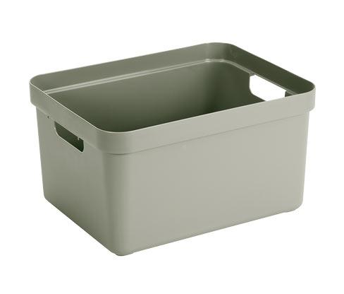 Sunware®-Aufbewahrungsbox »Sigma Home«, 32 l, hellgrün