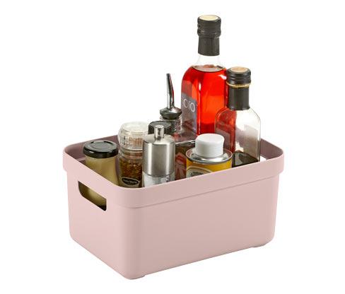 Sunware®-Aufbewahrungsbox »Sigma Home«, 5 l, roséfarben