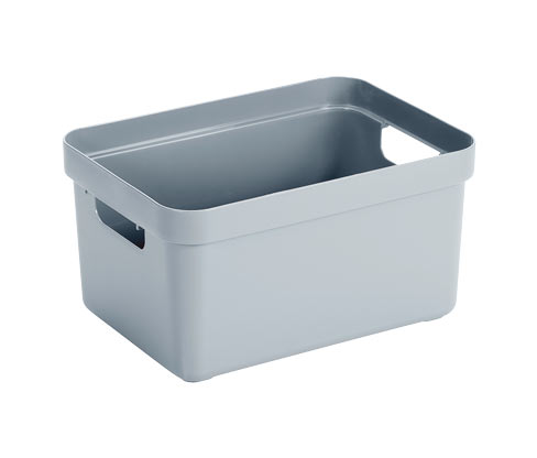 Sunware®-Aufbewahrungsbox »Sigma Home«, 13 l, blaugrau