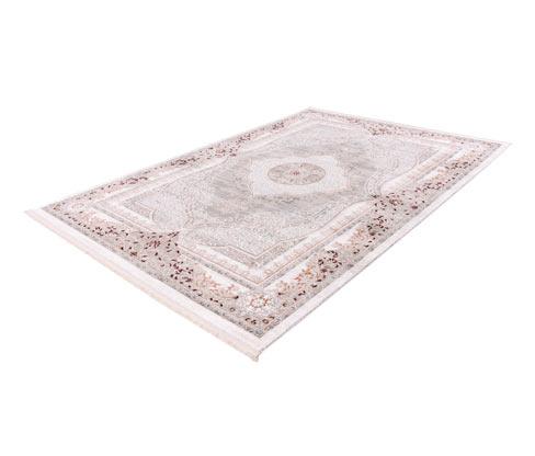 Kayoom-Teppich »Akropolis 525« - Koralle - 100% Baumwolle