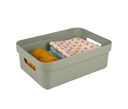 Sunware®-Aufbewahrungsbox »Sigma Home«, 9 l, hellgrün