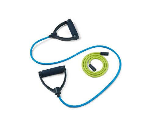 Tchibo Fitnessband-Set - Schwarz