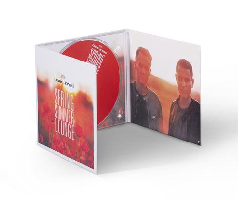 CD »Best of Blank & Jones: Spring Summer Lounge« – 22%