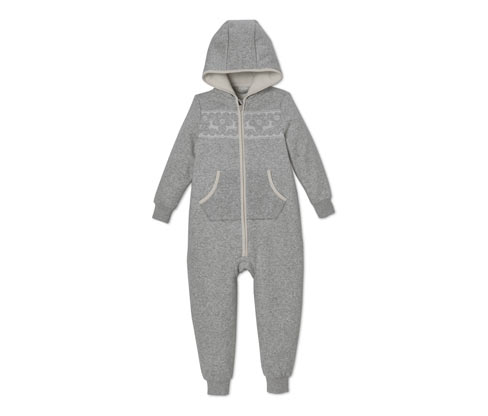 Sweat-Loungeoverall