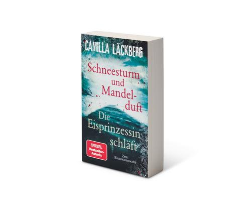 Weihnachtskrimi im Doppelband: »Schneesturm und Mandelduft« und »Die Eisprinzessin schläft«