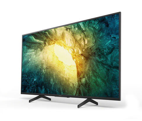 """Sony-Bravia-4K-UHD-Smart-TV »KD49X7055BAEP«, 49"""", G (von A bis G)"""