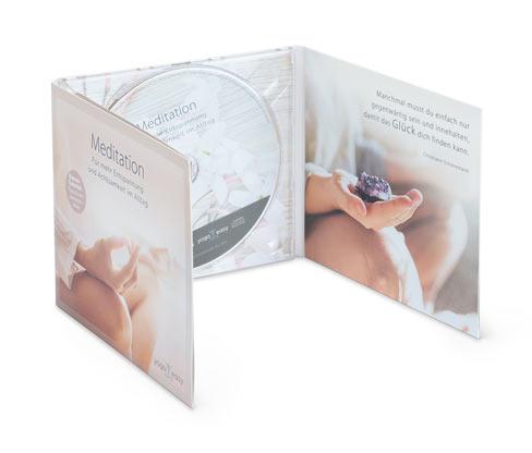 CD »Meditation – für mehr Entspannung und Achtsamkeit im Alltag«