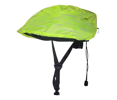 Tchibo Fahrradhelm-Regenüberzug - Gelb