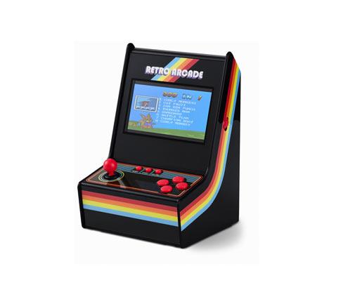 Miniatur-Arcade-Spiel