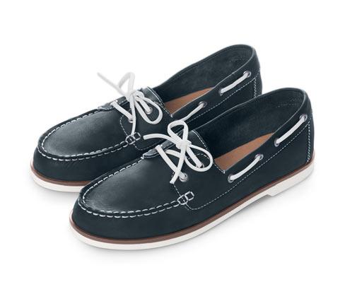 Bootsschuhe aus Nubukleder | Schuhe > Bootsschuhe