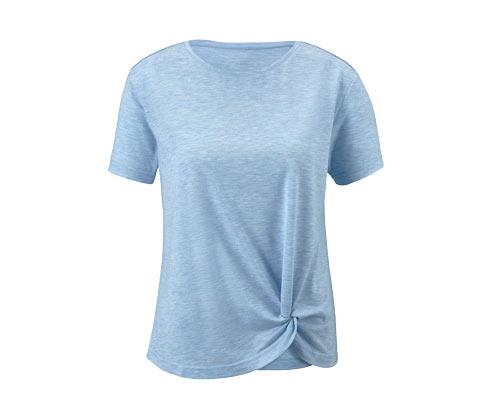 Yogashirt mit Knoten | Sportbekleidung > Sportshirts > Yogashirts