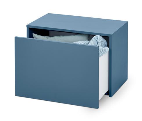 Sitzbank mit Schublade