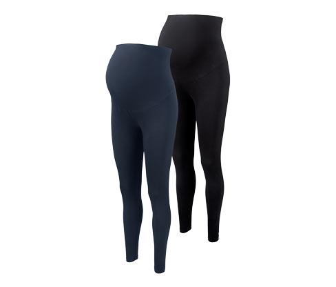 2 Umstands-Leggings | Bekleidung > Umstandsmode > Umstandsleggings
