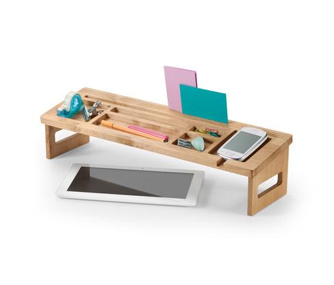 Schreibtisch-Ablage