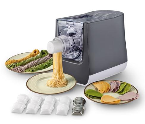 Trebs vollautomatische Pastamaschine »99333« - Grau