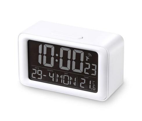 Digitaler LCD-Funkwecker