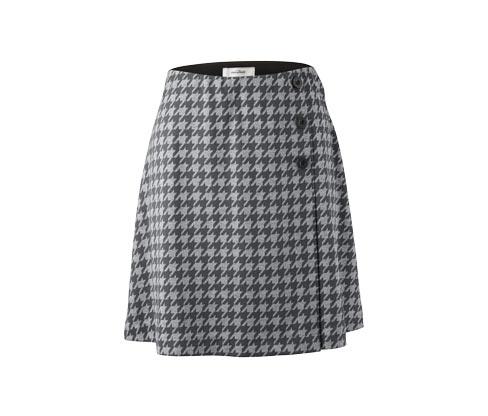 Jerseyrock in Wickeloptik | Bekleidung > Röcke > Jerseyröcke