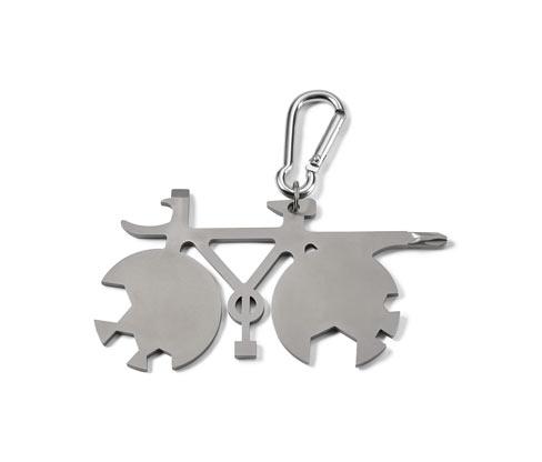 Tchibo Fahrrad-Multifunktionswerkzeug - Silber