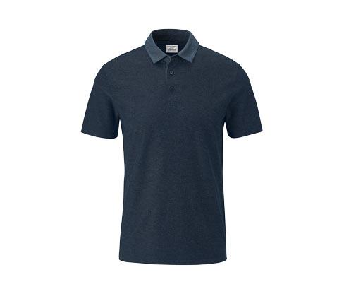 Jacquard-Poloshirt | Bekleidung > Polo Shirts > Kurzarm