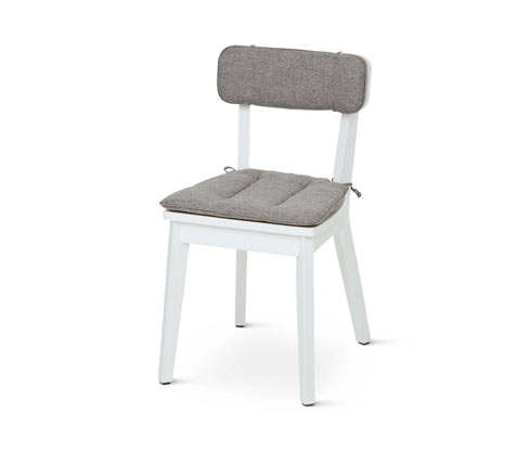 Stuhl mit Holzgestell