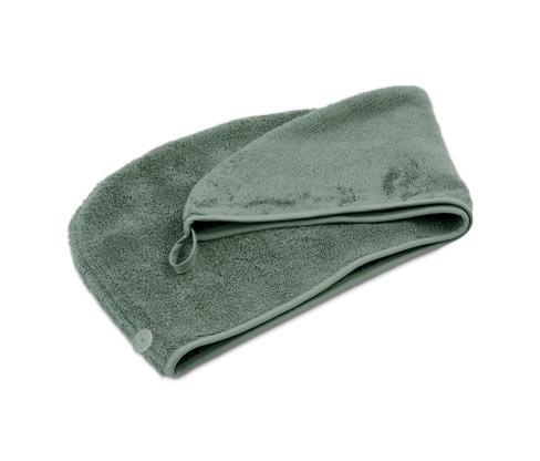 Turban-Handtuch, grün