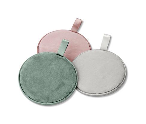 Tchibo 3 extragroße Abschminkpads - Grau