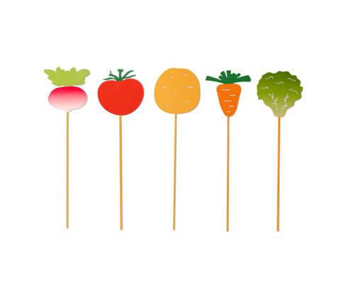 Beetstecker »Gemüse«