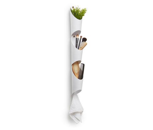 Umbra-Wandvasen und Organizer »Floralink«, 3er-Set