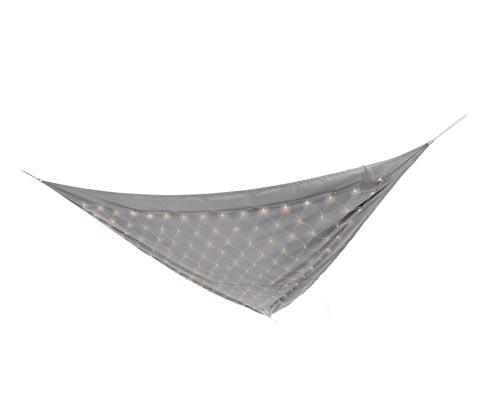 """*NEU*: LED-Sonnensegel """"Sternenhimmel"""" aus Polyester, solar"""