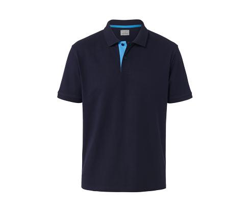 Piqué-Poloshirt | Bekleidung > Polo Shirts > Kurzarm
