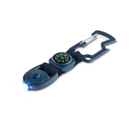 Tchibo 5-in-1-Schlüsselanhänger - Blau