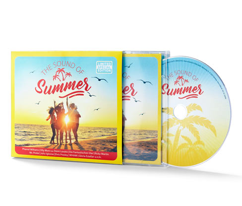 """CD """"The Sound of Summer"""""""