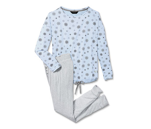 Schlafanzug mit Leggings