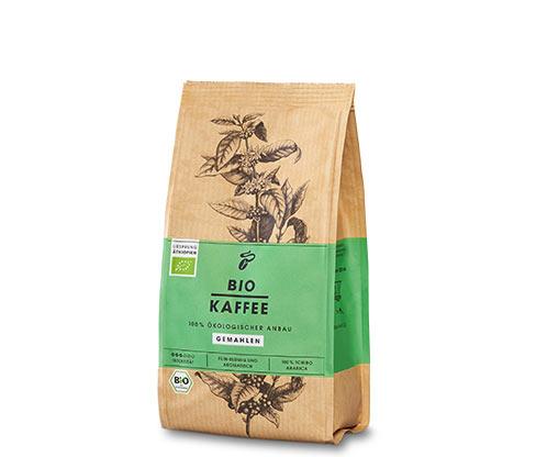 Tchibo Bio Kaffee – 250 g Gemahlen