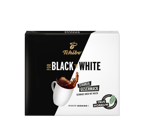 Tchibo FOR BLACK 'N WHITE - 500 g Gemahlen