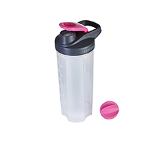 Contigo Shake&Go Fit Protein Karıştırıcı, 590 ml, Pembe