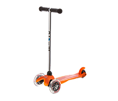 Scooter, Mini micro Turuncu