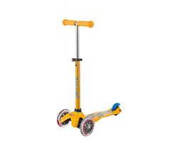 Scooter, Mini Micro Deluxe Apricot Sarı