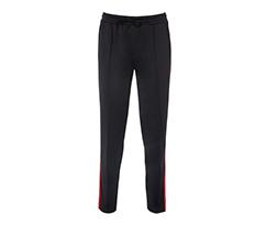 Rahat Kesim Pantolon, Siyah