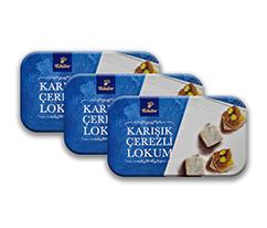 Türk Lokumu 100 g, 3 adet