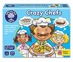 Çılgın Şefler Çocuk Oyunu