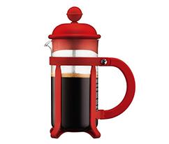 Kırmızı Bodum Java French Press 1.0 L