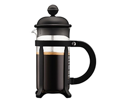 Siyah Bodum Java French Press 1.0 L