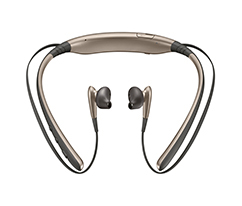 Altın Rengi Samsung Level U Bluetooth Kulaklık