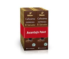 Espresso El Salvador 80 Adet Kapsül Avantajlı Paket