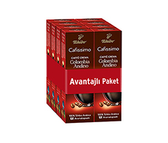 Caffè Crema Colombia 80 Adet Kapsül Avantajlı Paket