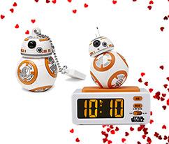 USB Bellek »Star Wars BB-8« ve Çalar Saat BB-8 ™ Seti