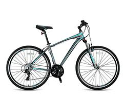 24 Vites 28 Jant Erkek Trekking Bisikleti